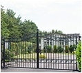park-homes-security-gate